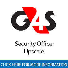 G4S	Security Officer - Upscale