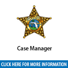 Sarasota County Sheriff's Department 	Case Manager