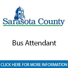 Sarasota County Government	Bus Attendant