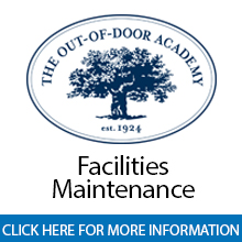 Out of Door Academy	Facilities Maintenance
